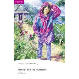 Hannah and the Hurricane + CD.   Pearson English Readers