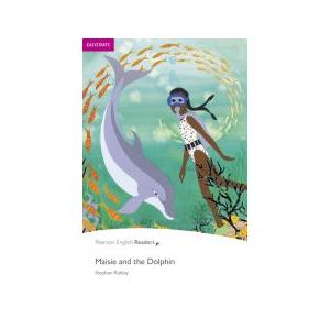 Maisie and the Dolphin + CD. Pearson English Readers