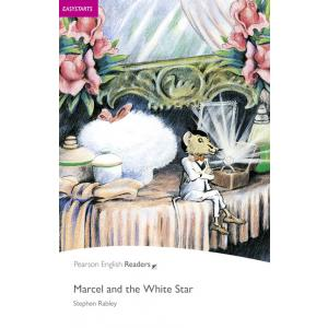 Marcel and the White Star + CD. Pearson English Readers