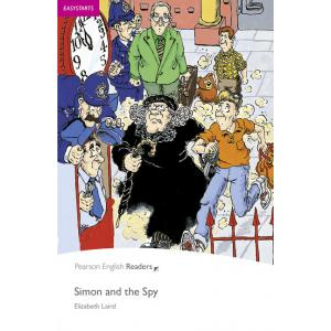 Simon and the Spy + CD. Pearson English Readers