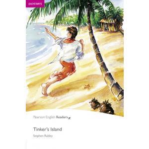 Tinker's Island + CD.   Pearson English Readers
