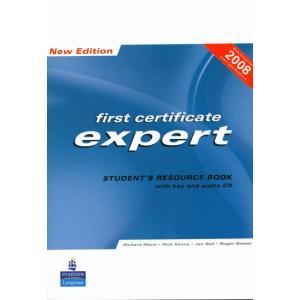 First Certificate Expert. Ćwiczenia z Kluczem + CD