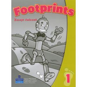 Footprints 1.    Ćwiczenia + Poradnik dla Rodziców