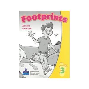 Footprints 3.    Ćwiczenia + Poradnik Dla Rodziców