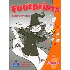Footprints Starter.    Ćwiczenia + Poradnik Dla Rodziców
