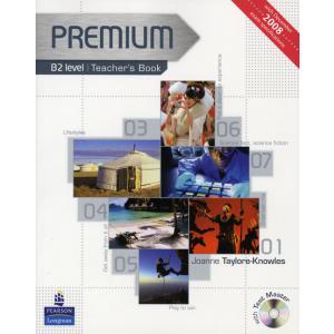 Premium B2.    Książka Nauczyciela + Test Master CD-ROM