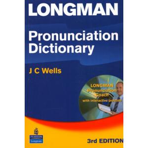 Longman Pronunciation Dictionary + CD