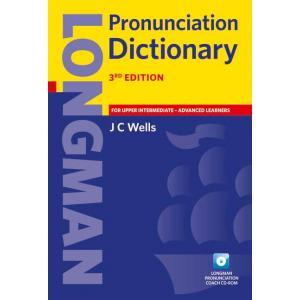 Longman Pronunciation Dictionary + CD