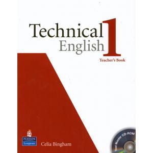 Technical English 1.   Książka Nauczyciela + Test Master CD-ROM
