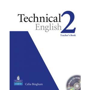 Technical English 2.   Książka Nauczyciela + Test Master CD