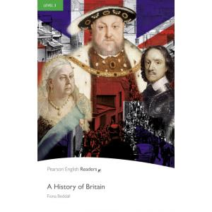 A History of Britain.  Pearson English Readers