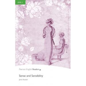 Sense and Sensibility. Pearson English Readers