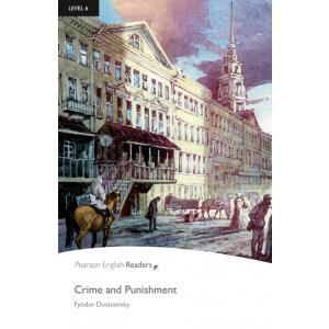 Crime and Punishment. Pearson English Readers