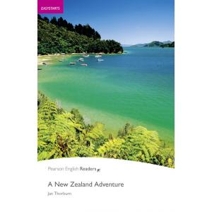 A New Zealand Adventure. Pearson English Readers