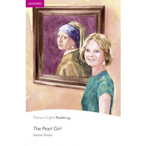 The Pearl Girl + CD. Pearson English Readers