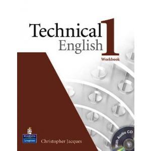 Technical English 1. Ćwiczenia bez Klucza + CD