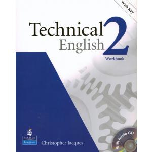 Technical English 2. Ćwiczenia z Kluczem + CD