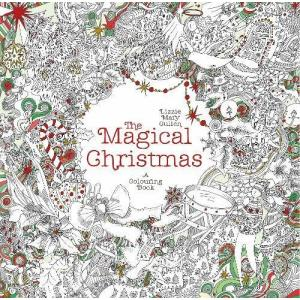 Magical Christmas, The: A Colouring Book