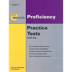 Proficiency Practice Tests. Książka z Kluczem + CD