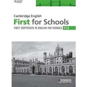Cambridge English First For Schools FCE Sb