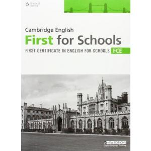 Cambridge English First For Schools FCE Tb