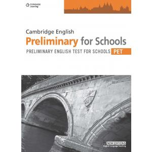 Cambridge English Preliminary For Schools PET Sb