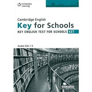 Cambridge English Key for Schools Audio CD