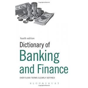 Dictionary of Banking and Finance. 4th edition. PB