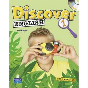 Discover English GL 1 ABk & Stds CD-ROM Pk