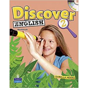 Discover English GL 2 ABk & Stds CD-ROM pk
