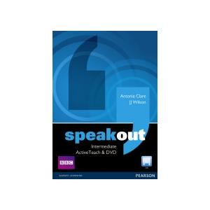 Speakout Intermediate Active Teach IWB