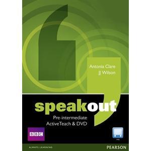 Speakout Pre-Intermediate. Oprogramowanie Do Tablicy Interaktywnej