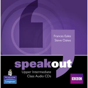 Speakout Upper Intermediate.    CD do Podręcznika
