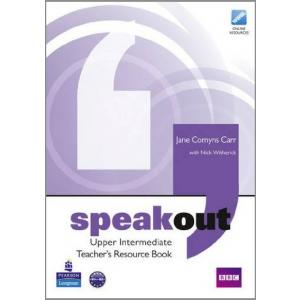 Speakout Upper Intermediate. Teacher's Resource Book