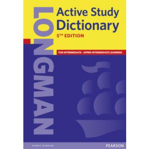 Longman Active Study Dictionary 5Ed