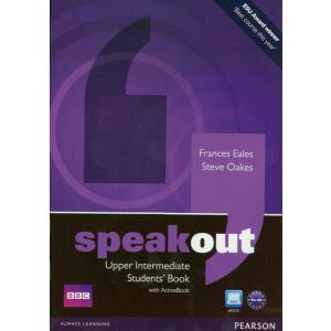 Speakout Upper Intermediate. Podręcznik + Active Book + DVD