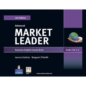 Market Leader Advanced. CD do Podręcznika