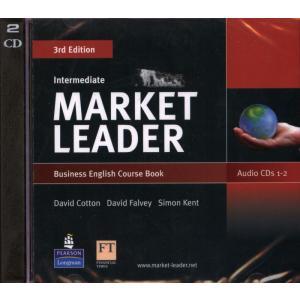 Market Leader Intermediate. CD do Podręcznika
