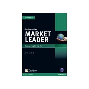 Market Leader Pre-Intermediate. Test File