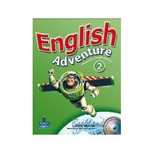 English Adventure 2. Podręcznik z Ćwiczeniami + DVD