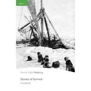 PEGR Stories of Survival Bk/MP3 CD (3)