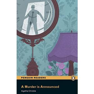 Murder is Announced. Pearson English Readers