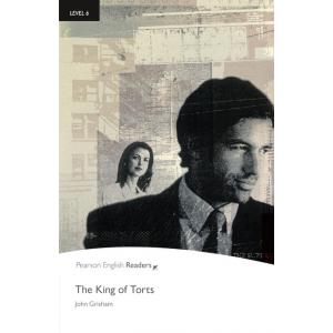 King of Torts (Król Afer) + CD. Pearson English Readers