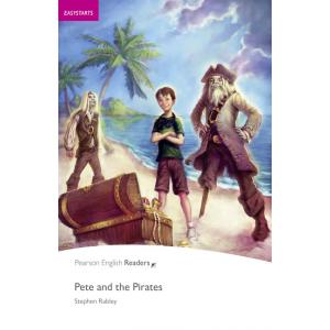 Pete and The Pirates + CD. Pearson English Readers