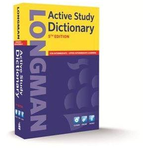 Longman Active Study Dictionary 5th Edition + CD