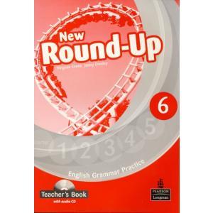 New Round-Up 6   Książka Nauczyciela + CD