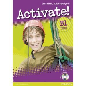 Activate! B1. Ćwiczenia z Kluczem + CD