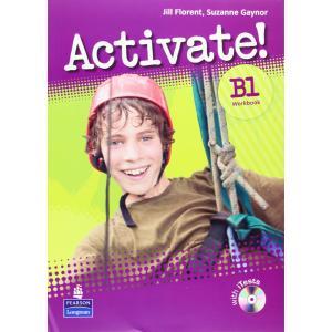 Activate B1. Ćwiczenia bez Klucza + CD