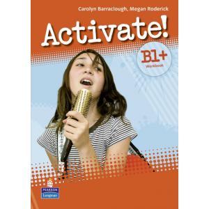 Activate B1+. Ćwiczenia bez Klucza + CD