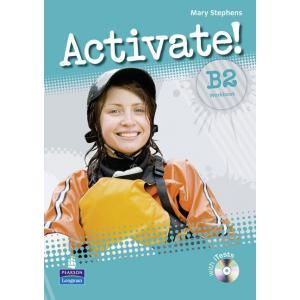 Activate B2. Ćwiczenia bez Klucza + CD